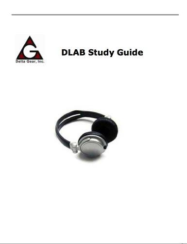 The Official DLAB Training Manual