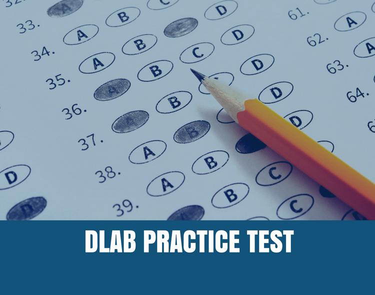 Best DLAB Practice Tests