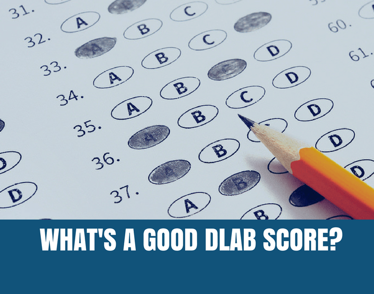 What is a Good DLAB Score